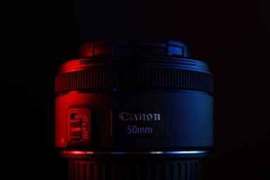 Canonのオートフォーカス