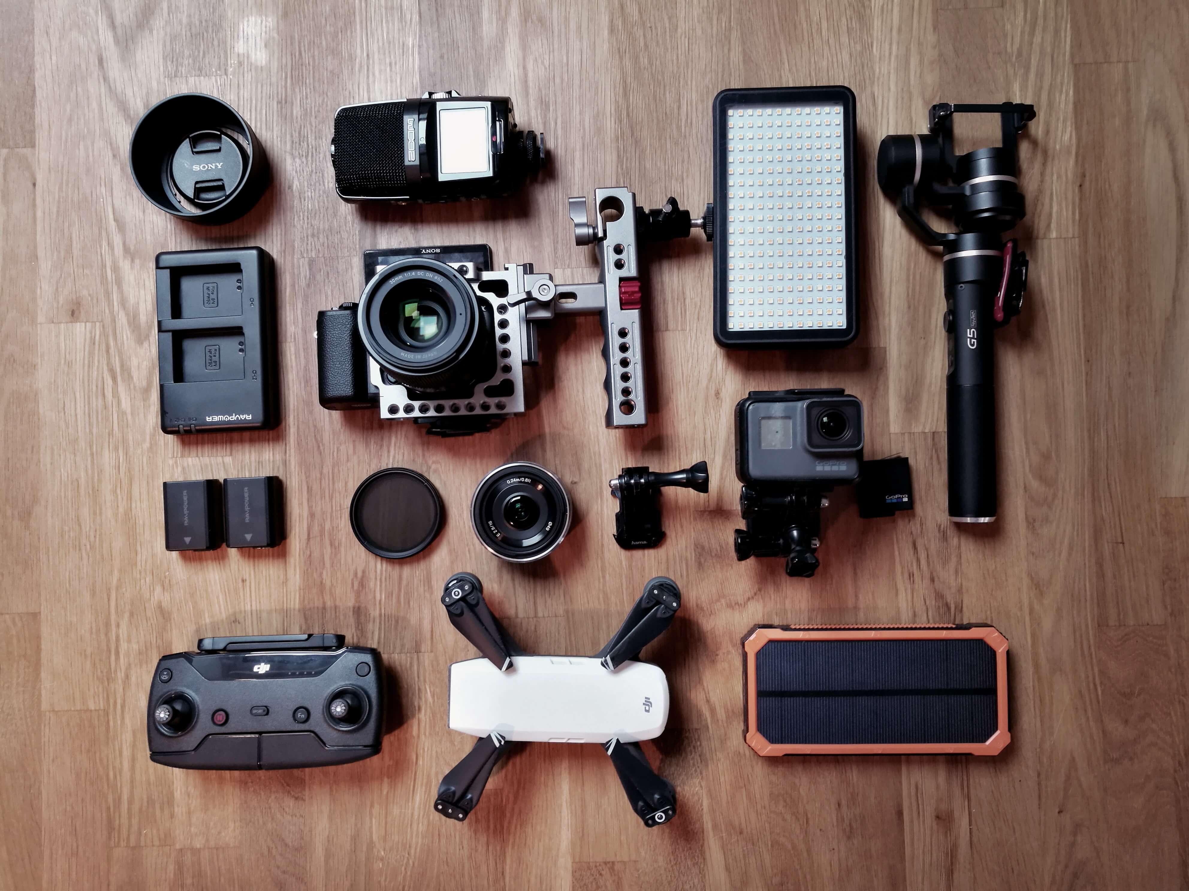 iPhone・スマホで本格的な動画撮影をするのに必要な機材を紹介!