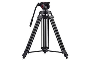 miliboo DSLR ビデオカメラ用 MTT601A