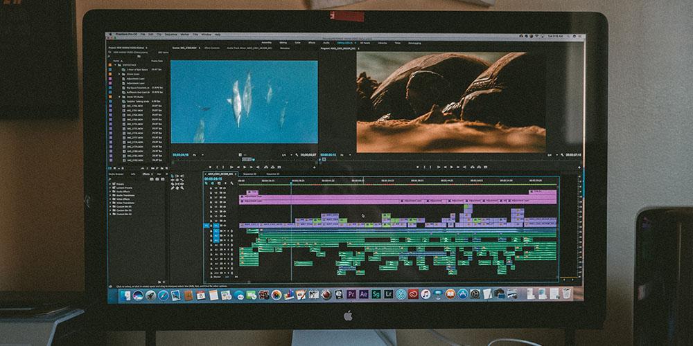 Premiereで動画を映画風に編集する方法