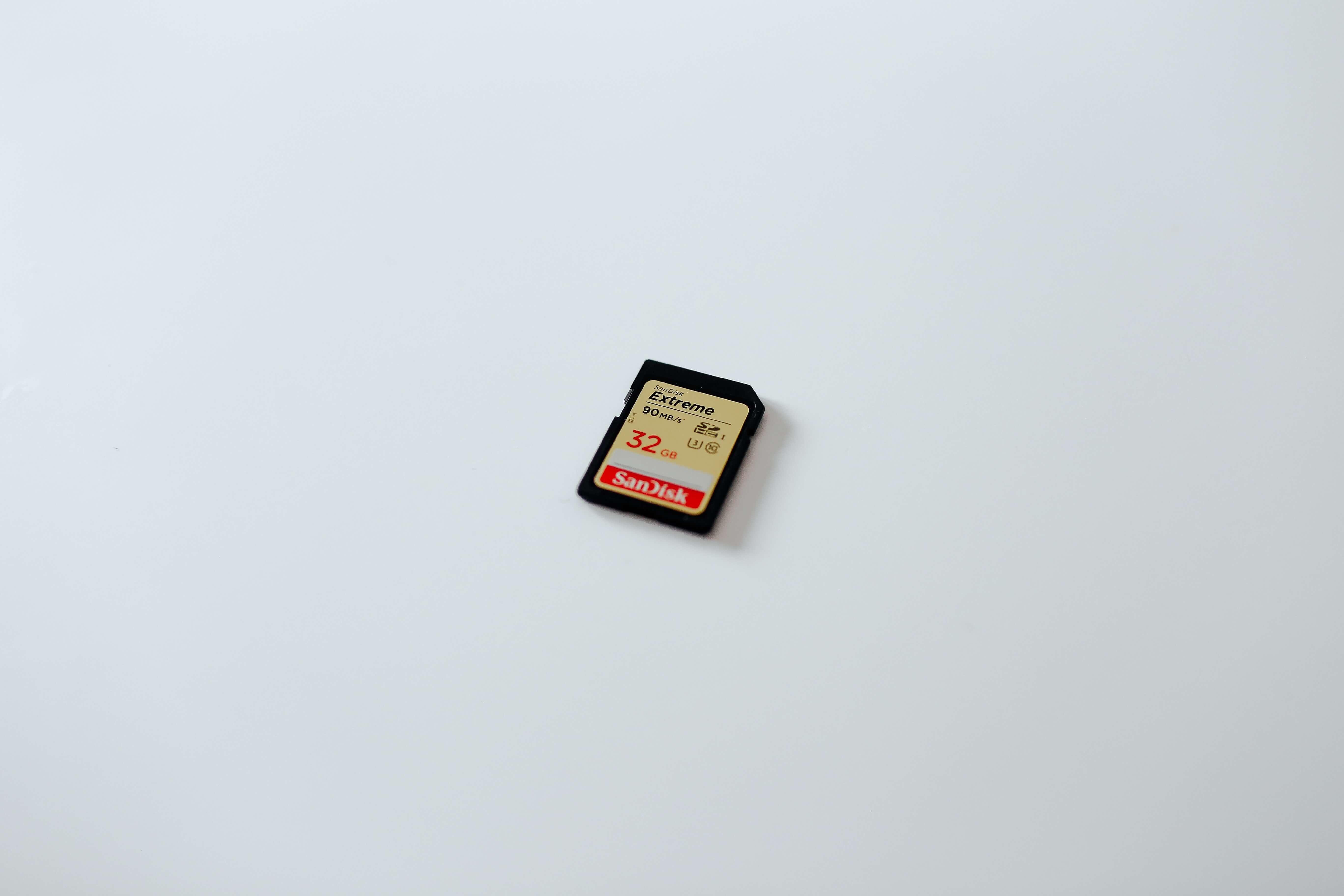 動画撮影におすすめのSDカード5選と選び方【ビデオカメラ・一眼レフ】