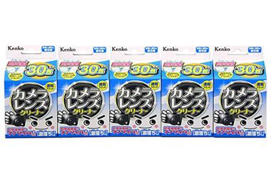 Kenko クリーニング用品 激落ち カメラレンズクリーナー 30包入り お徳用セット 5箱入り