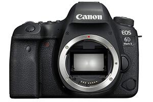 Canon デジタル一眼レフカメラ EOS 6D Mark II
