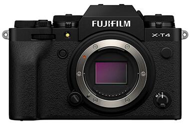 FUJIFILM ミラーレス一眼カメラ X-T4ボディ ブラック X-T4-B