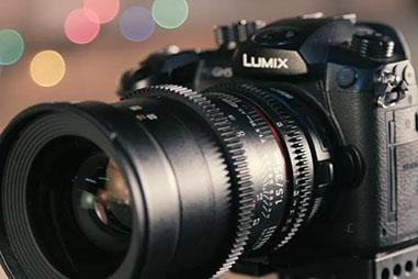 一眼レフカメラメーカー③ | Panasonic