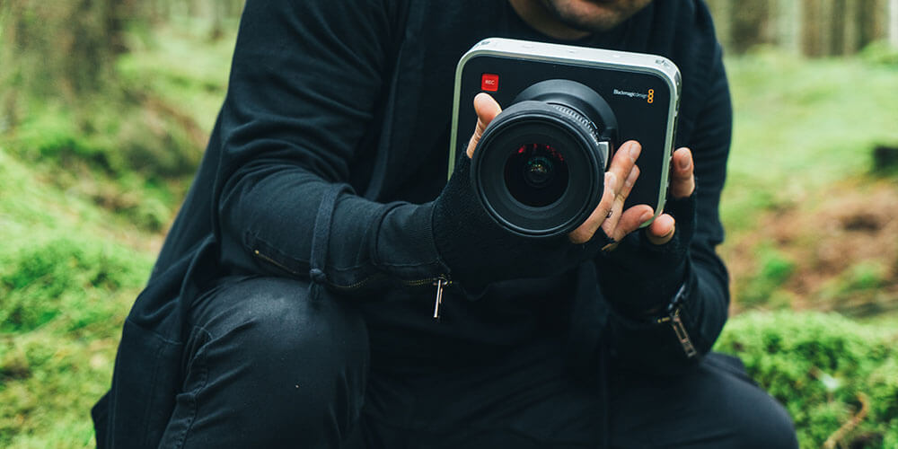 ブラックマジックのカメラの魅力を紹介!【ポケットシネマカメラ】