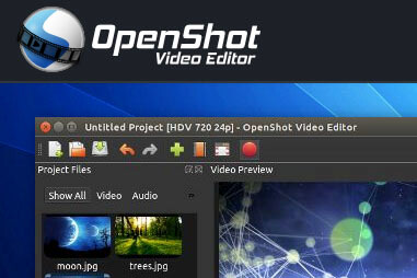 Windows/Mac対応ロゴなし編集ソフト|OpenShot Video Editor