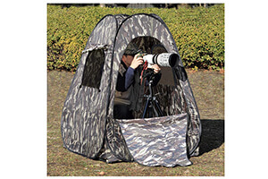 Japan Hobby Tool 撮影用カモフラテントⅡ 簡易型