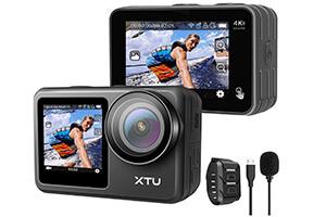 XTU MAX 4K アクションカメラ