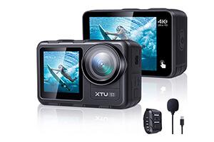 XTU S3 アクションカメラ
