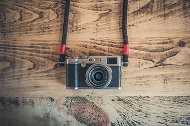 カメラストラップの種類