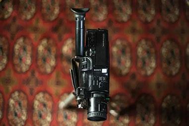 業務用ビデオカメラの特徴