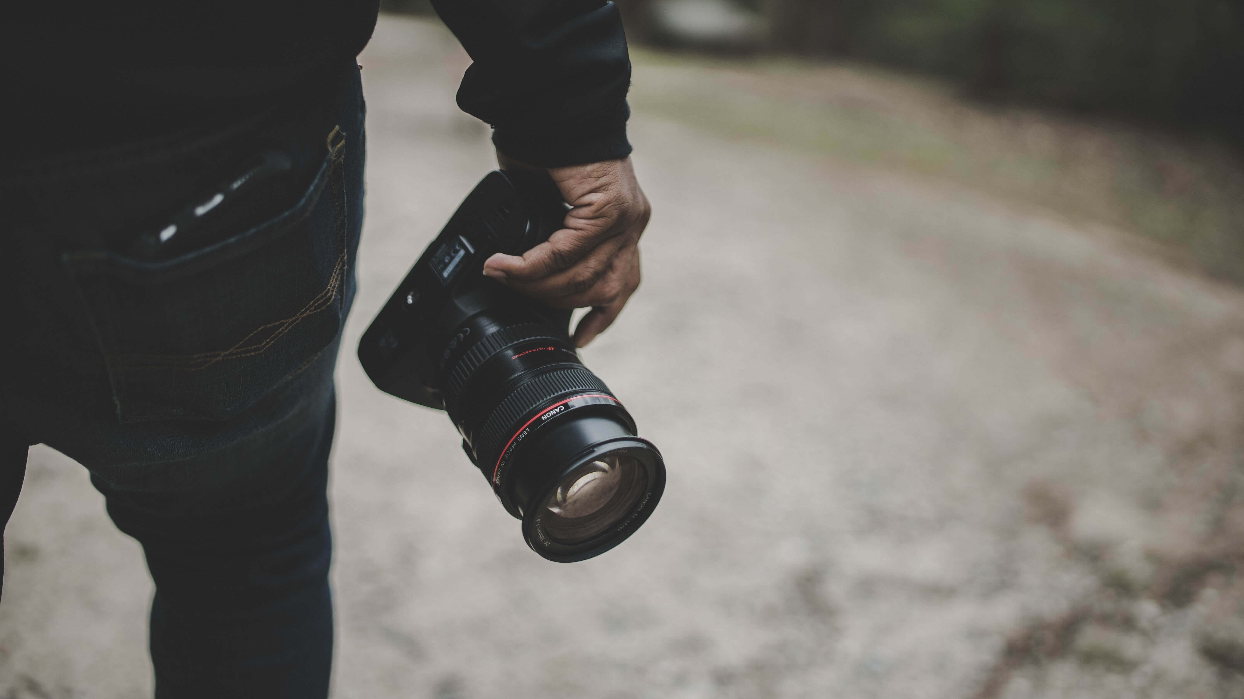 一眼レフカメラでの正しい動画の撮り方は?動画だけの設定項目も紹介!