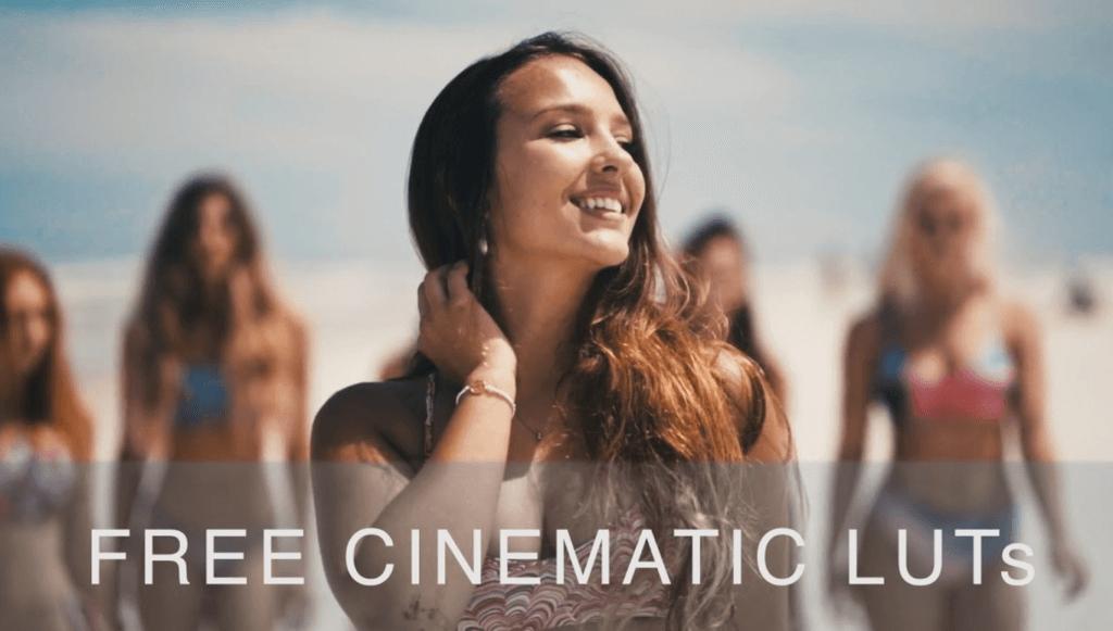 おすすめの無料LUT|CINEMATIC LUTs