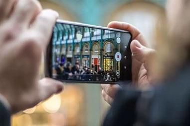 Androidアプリで動画編集をする方法|2.撮影・データの取り込み