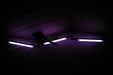 撮影用照明の種類② 蛍光灯
