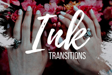 Ink Transitions for Final Cut Pro X
