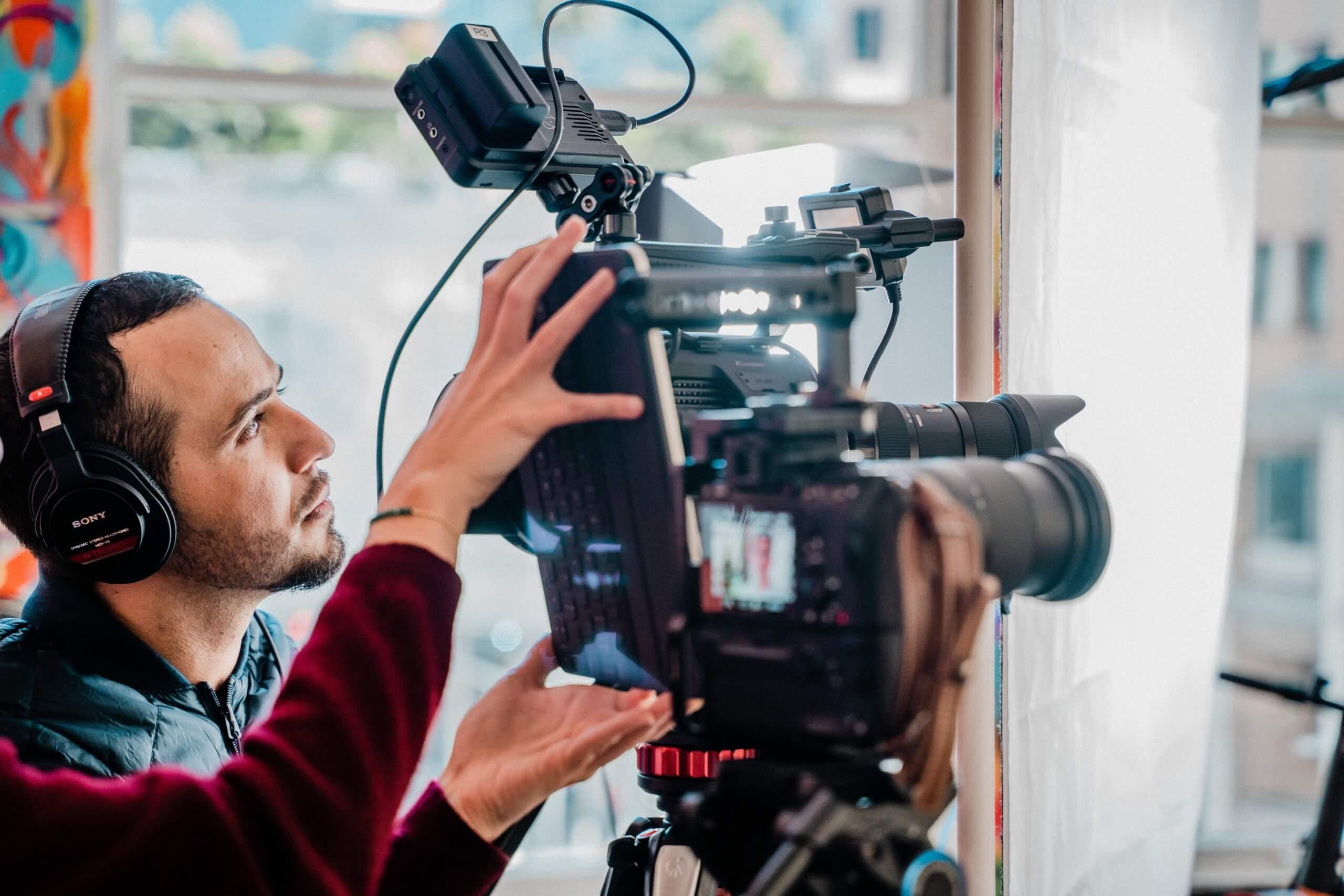 映像制作の求人サイト4選!未経験でも映像関係の仕事に就ける?