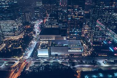 夜景を撮影する時2
