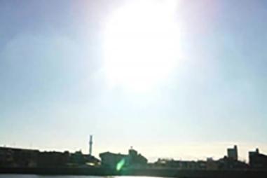 太陽光(5200K)