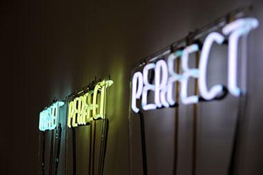 理想や完璧を目指さない