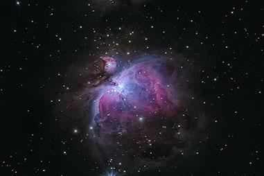 星空を撮影する時2