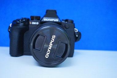 オリンパスの一眼レフカメラやミラーレスカメラの場合