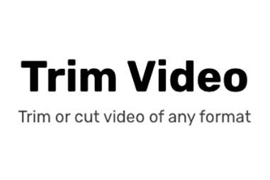 Online Video Cutter