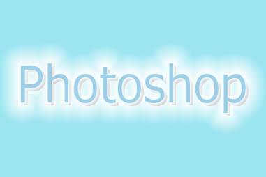 Photoshop文字サンプル