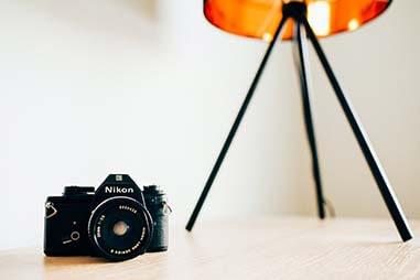 自分が借りたい撮影機材