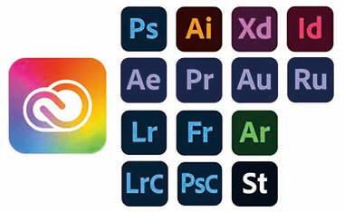 AdobeCCコンプリートプラン