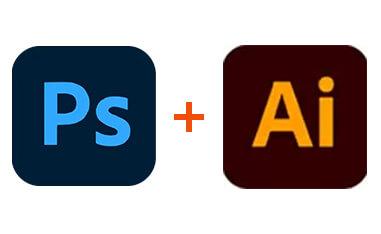 Photoshop+Illustrator